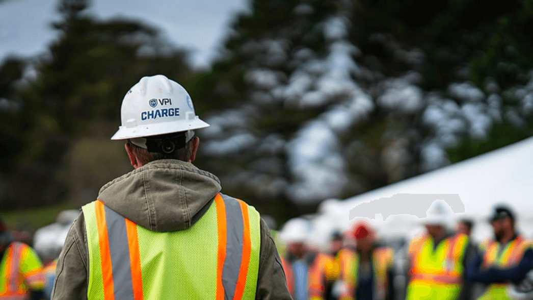 Charge crew focused on safety