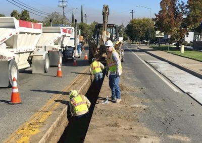 Colusa Rule 20A Utility Relocation